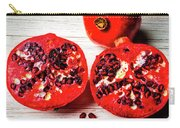 Delicious Pomegranate Carry-all Pouch