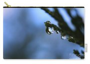 Delighted By Droplets Carry-all Pouch