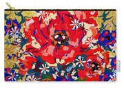 Delightful Flowers Carry-all Pouch