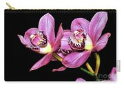 Delightful Orchid Carry-all Pouch