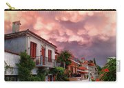 Delphi Greece Sunset Carry-all Pouch