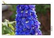 Delphinium-2 Carry-all Pouch