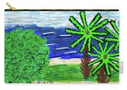 Delray Beach Carry-all Pouch