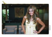Delta Goodrem Carry-all Pouch