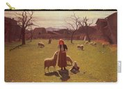 Deluded Hopes Carry-all Pouch by Giuseppe Pellizza da Volpedo