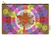 Deluxe Tribute To Tuko - Bronze Background Carry-all Pouch