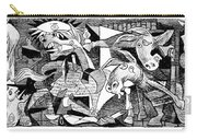 Democrat Guernica Carry-all Pouch