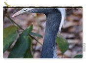 Demoiselle Crane Carry-all Pouch