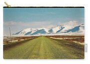 Dempster Highway - Yukon Carry-all Pouch