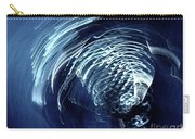 Denim And Light  Abstract 1 Carry-all Pouch