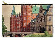 Denmark, Castle, Romance Of The Middle Ages Poster Carry-all Pouch
