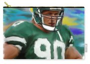 Dennis Byrd Carry-all Pouch