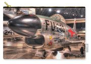 Dennis The Menace, North American F-86d Sabre Carry-all Pouch