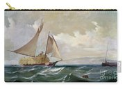 Denny: Hay Schooner, 1871 Carry-all Pouch