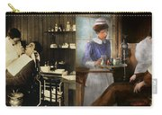 Dentist - An Incisive Decision - 1917 - Side By Side Carry-all Pouch