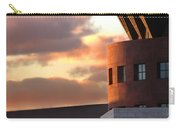 Denver Art Museum And Library Carry-all Pouch