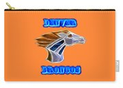 Denver Broncos 2 Carry-all Pouch