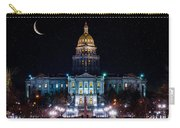 Denver Capital Nights Carry-all Pouch