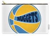 Denver Nuggets Retro Shirt Carry-all Pouch