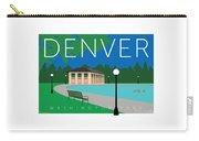 Denver Washington Park Carry-all Pouch by Sam Brennan