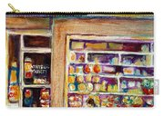 Depanneur St.viateur Carry-all Pouch