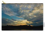 Departing Clouds Carry-all Pouch