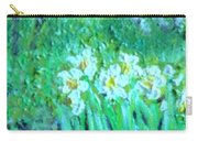 Dependable Daffodils Carry-all Pouch