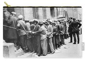 Depression: Harlem, 1931 Carry-all Pouch