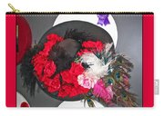 Derby Day Hat - 3 Carry-all Pouch