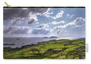 Derrynane National Park Along Ring Of Kerry, Ireland Carry-all Pouch