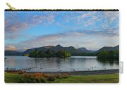 Derwentwater Spring Sunset Carry-all Pouch