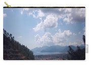 Descent Into Marmaris Carry-all Pouch