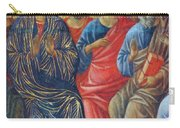 Descent Of The Holy Spirit Upon The Apostles Fragment 1311 Carry-all Pouch