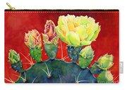 Desert Bloom 3 Carry-all Pouch