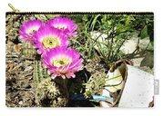 Desert Blossom Carry-all Pouch