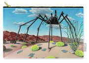 Desert Bug Carry-all Pouch by Snake Jagger