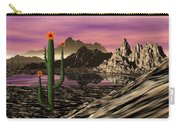 Desert Cartoon Carry-all Pouch