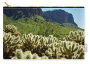 Desert Cholla 1 Carry-all Pouch