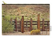 Desert Corral Carry-all Pouch