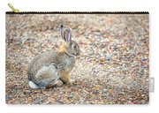 Desert Cottontail Carry-all Pouch
