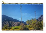 Desert Flowers In The Anza-borrego Desert State Park Carry-all Pouch