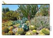 Desert Garden Carry-all Pouch
