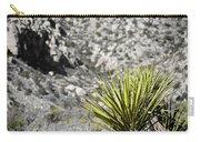 Desert Green Carry-all Pouch