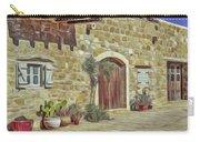 Desert House Carry-all Pouch