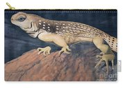 Desert Iguana Mural Carry-all Pouch