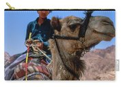 Desert Locomotion Carry-all Pouch