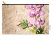 Desert Lupine Carry-all Pouch
