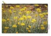 Desert Marigold Bouquet  Carry-all Pouch