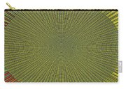 Desert Marigold Flowers Abstract #2 Carry-all Pouch