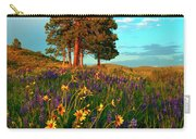 Desert Pines Meadow Carry-all Pouch